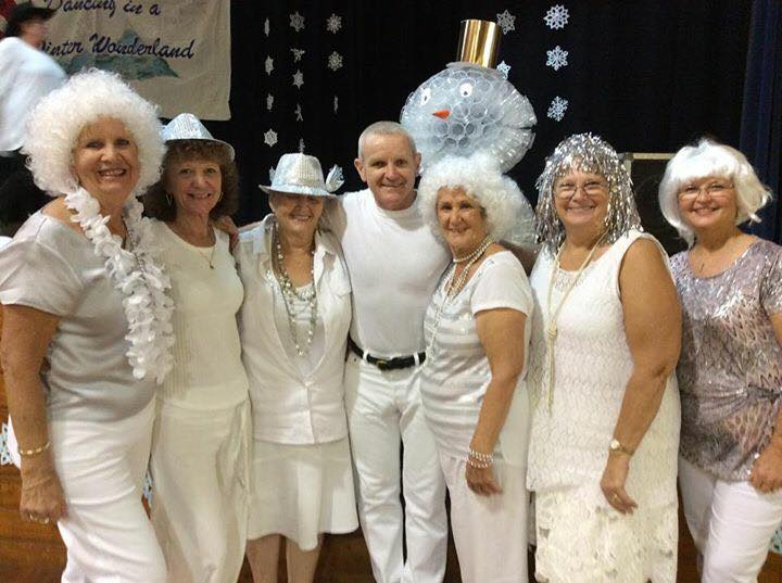 Childers - Winter Wonderland Social