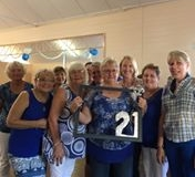 Childers Country Linedancers celebrate turning 21